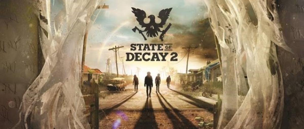 State of Decay 2 muestra su modo cooperativo en un gameplay de 25 minutos
