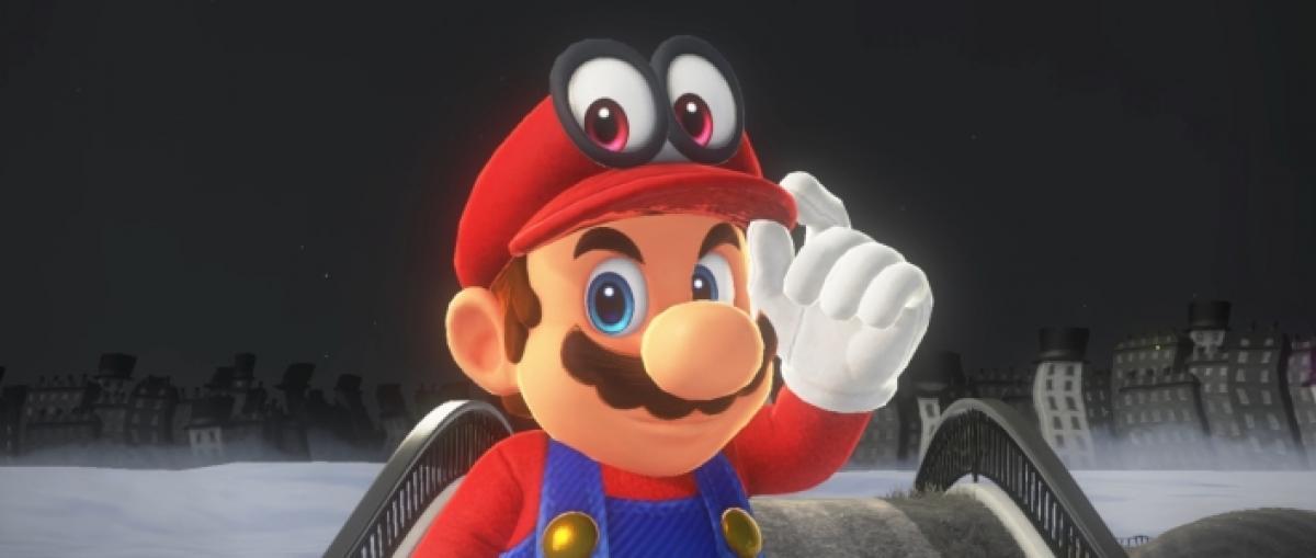 Super Mario Odyssey muestra dos nuevos mundos y revela un pack junto a Nintendo Switch