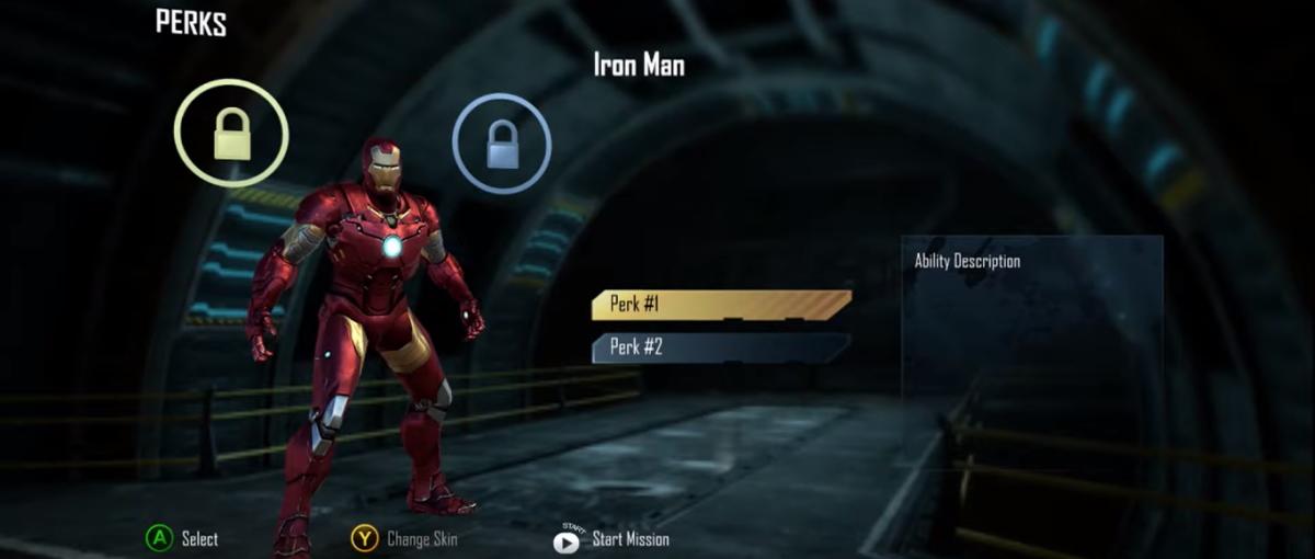 Aparece un gameplay del cancelado juego de Los Vengadores desarrollado por THQ