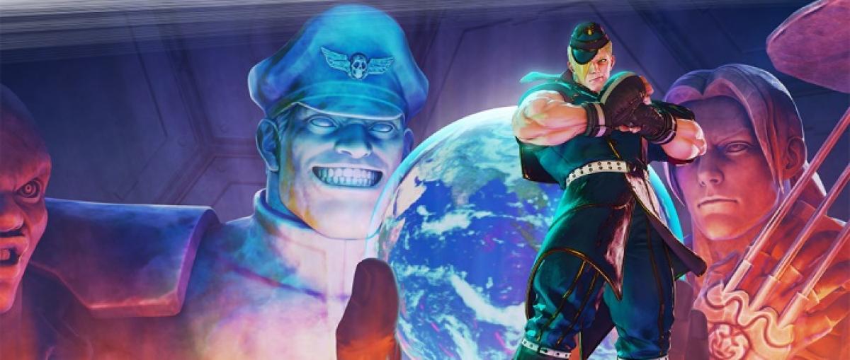 Ed será el próximo luchador de Street Fighter V