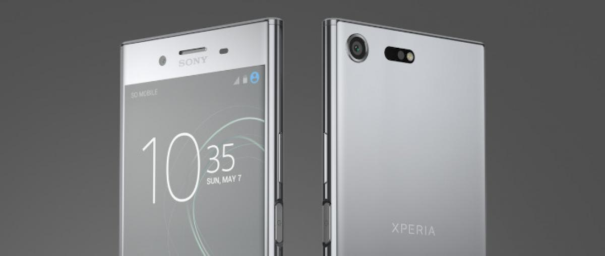 Sony desvela el Xperia XZ Premium, con pantalla 4K HDR de 5,5 pulgadas y grabación a 960 FPS