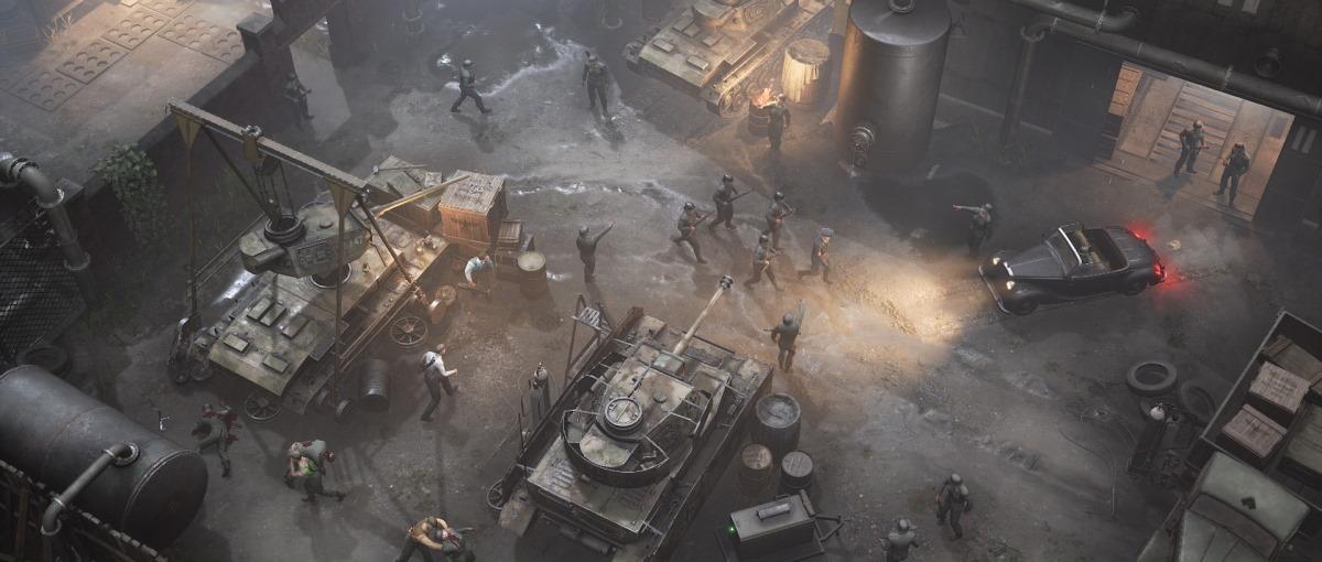 Anunciado War Mongrels, un juego de estrategia en tiempo real ambientado en la Segunda Guerra Mundial