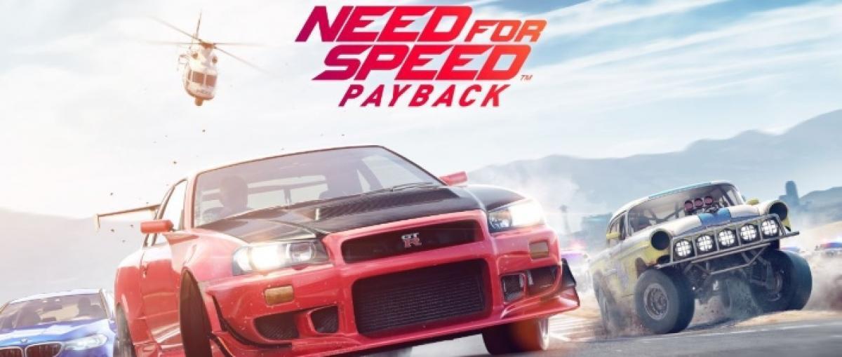 Need for Speed: Payback estará disponible el 10 de noviembre