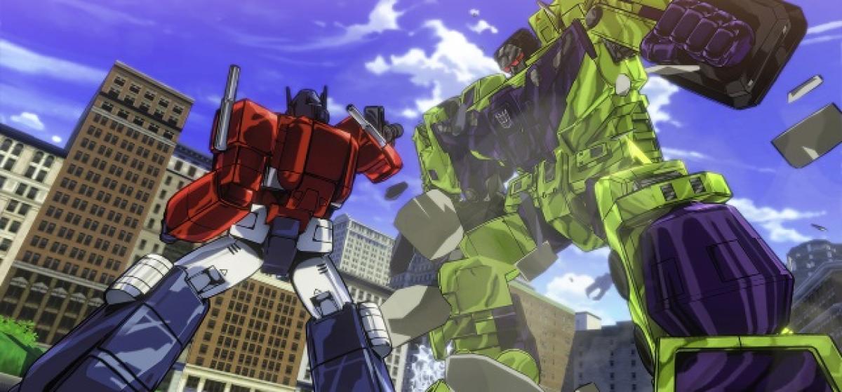 Tráiler de lanzamiento de Transformers: Devastation