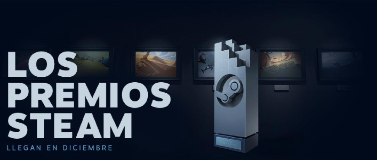 Resultado de imagen de steam premios