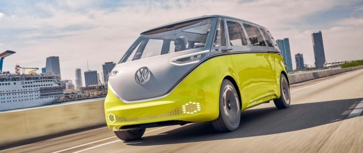 Apple estaría desarrollando su vehículo autónomo en colaboración con Volkswagen