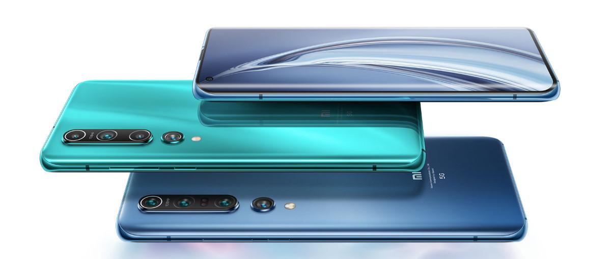 Xiaomi desvela los Mi 10 y Mi 10 Pro, con Snapdragon 865, pantallas a 90 Hz, cámaras de 108 MP y carga a 50 W