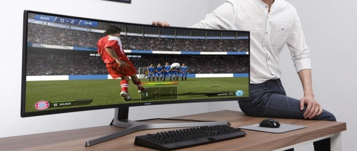 Samsung estaría trabajando en un monitor de 49 pulgadas y 5120 x 1440 píxeles a 120 Hz