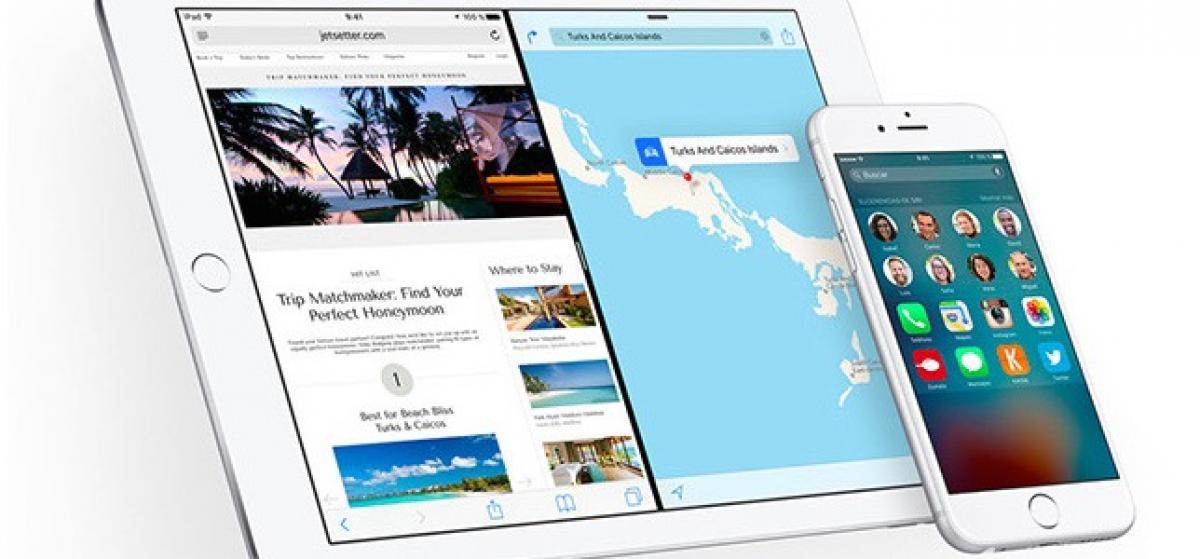 iOS 9 ya está disponible: novedades del nuevo sistema operativo y cómo descargarlo