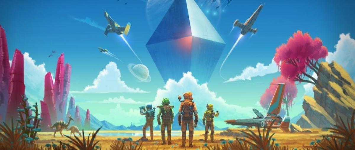 No Man's Sky para Xbox One llega el 24 de julio junto a la actualización multijugador