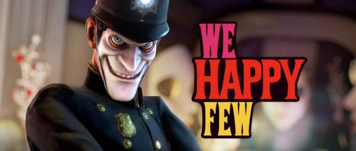 We Happy Few llega Xbox One y Windows PC