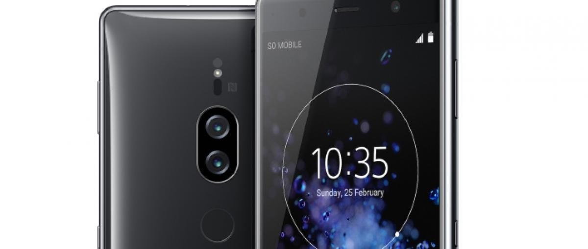 Sony presenta el Xperia XZ2 Premium, con doble sensor trasero y especializado en fotografía nocturna