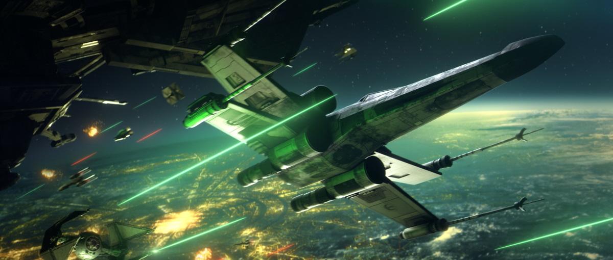 Anunciado Star Wars: Squadrons, un título de batallas espaciales con juego cruzado y soporte VR