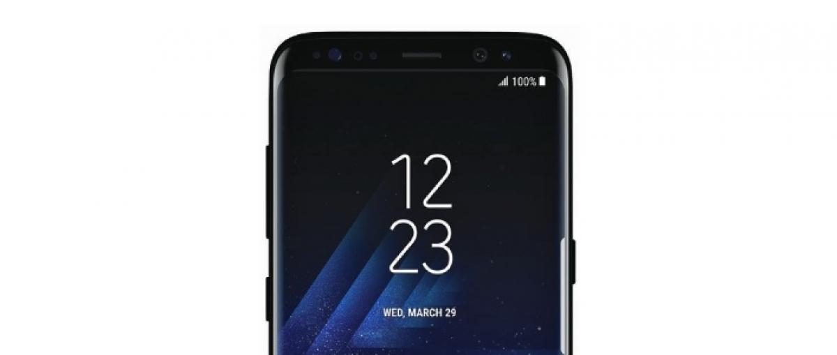 El Samsung Galaxy S8 se filtra en una foto oficial antes de su presentación el 29 de marzo