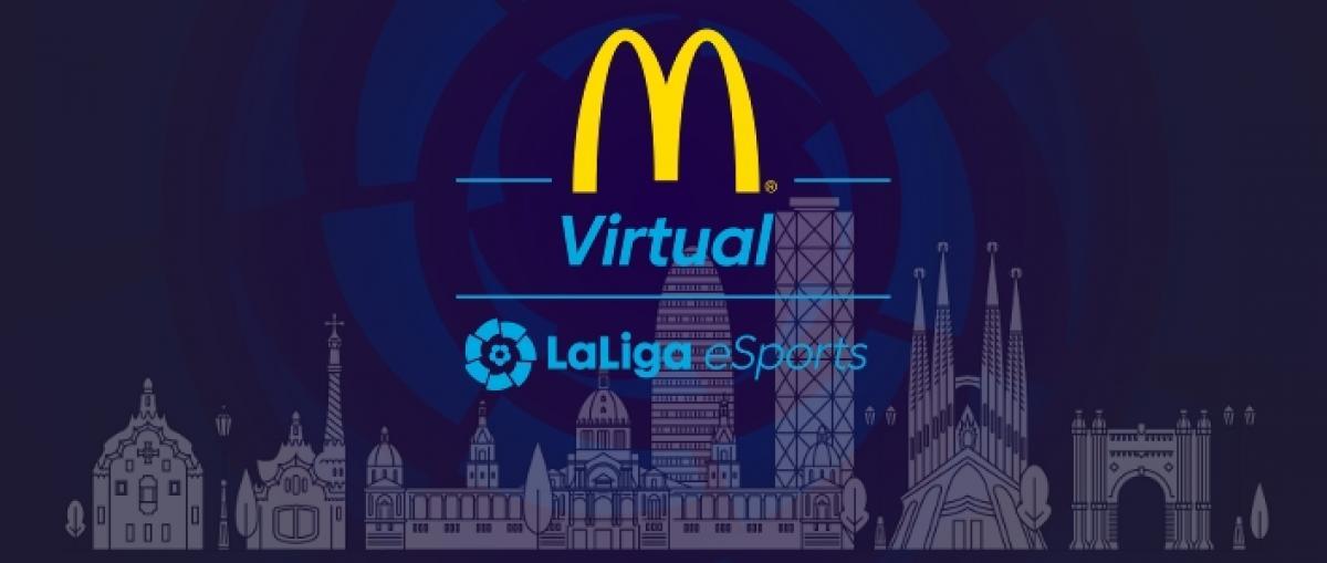 La Liga de Fútbol Profesional y la LVP se alían para presentar la McDonald's Virtual LaLiga eSports