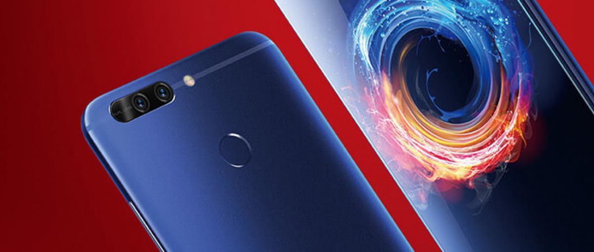 """Huawei anuncia el Honor V9, con pantalla QHD, 6 GB de RAM y """"cámara 3D"""""""