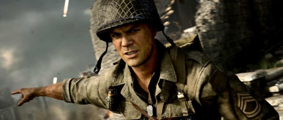 Call of Duty: WWII supera los 1.000 millones de dólares en ventas