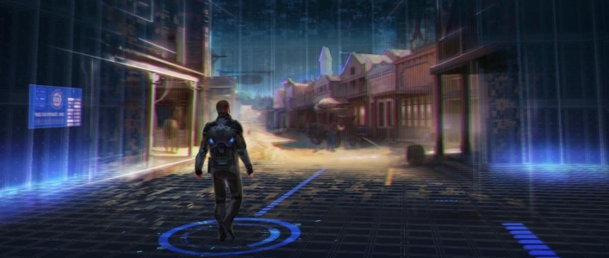John Romero y Adrian Carmack presentan un nuevo FPS llamado Blackroom