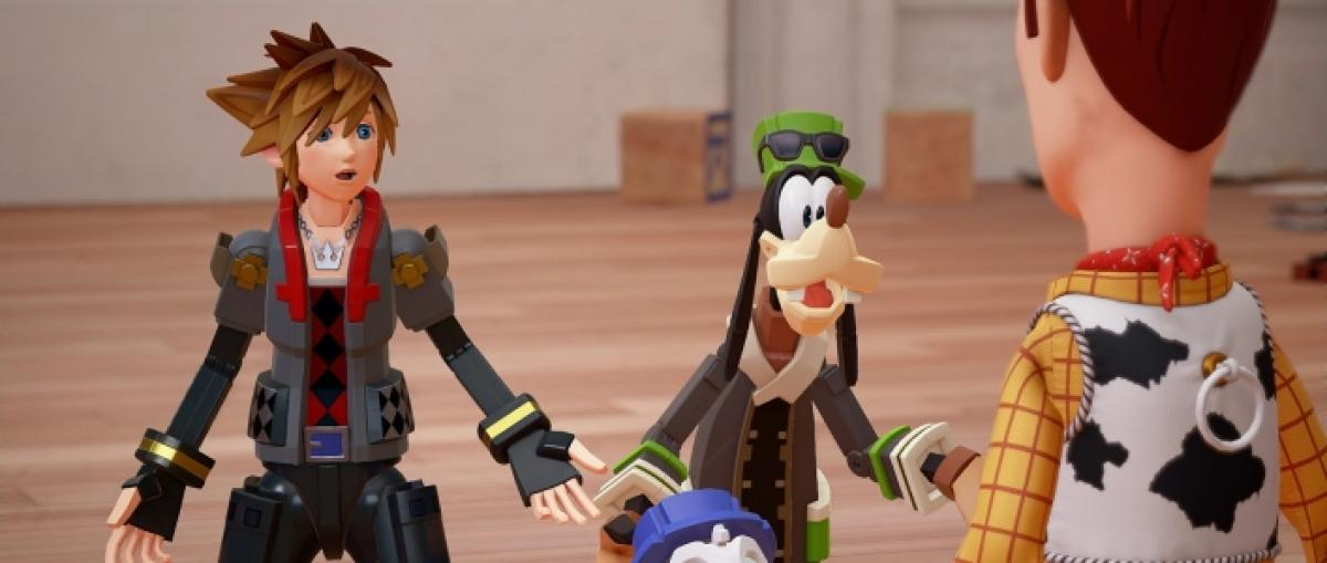 El cambio a Unreal Engine explica el largo desarrollo de Kingdom Hearts III