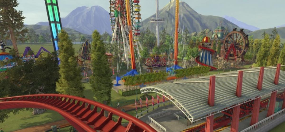 RollerCoaster Tycoon World llegará el 10 de diciembre