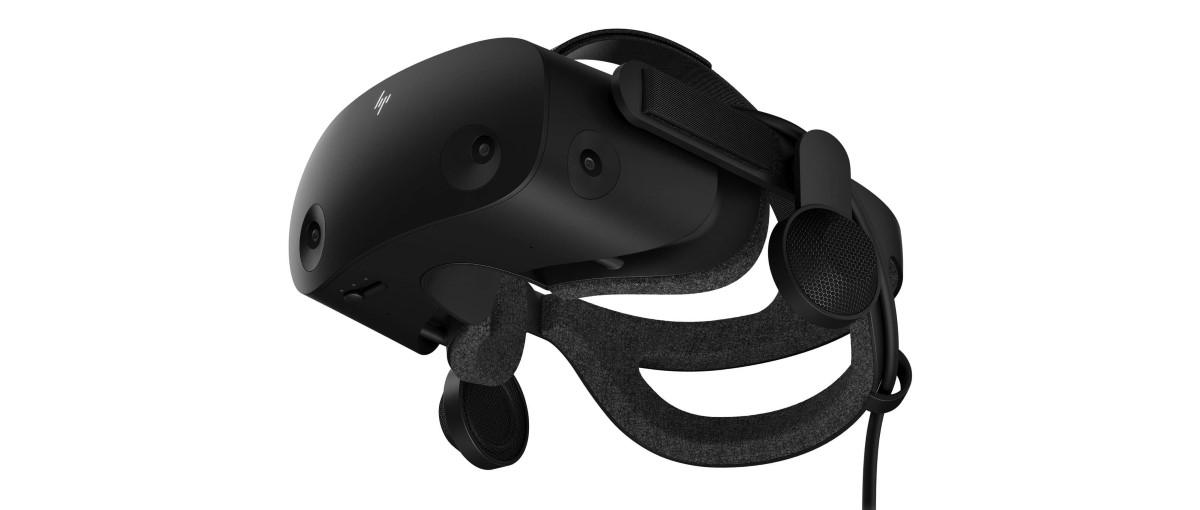 HP desvela el visor de realidad virtual Reverb G2, diseñado junto a Valve y con resolución 4K a 90 Hz por 600 dólares