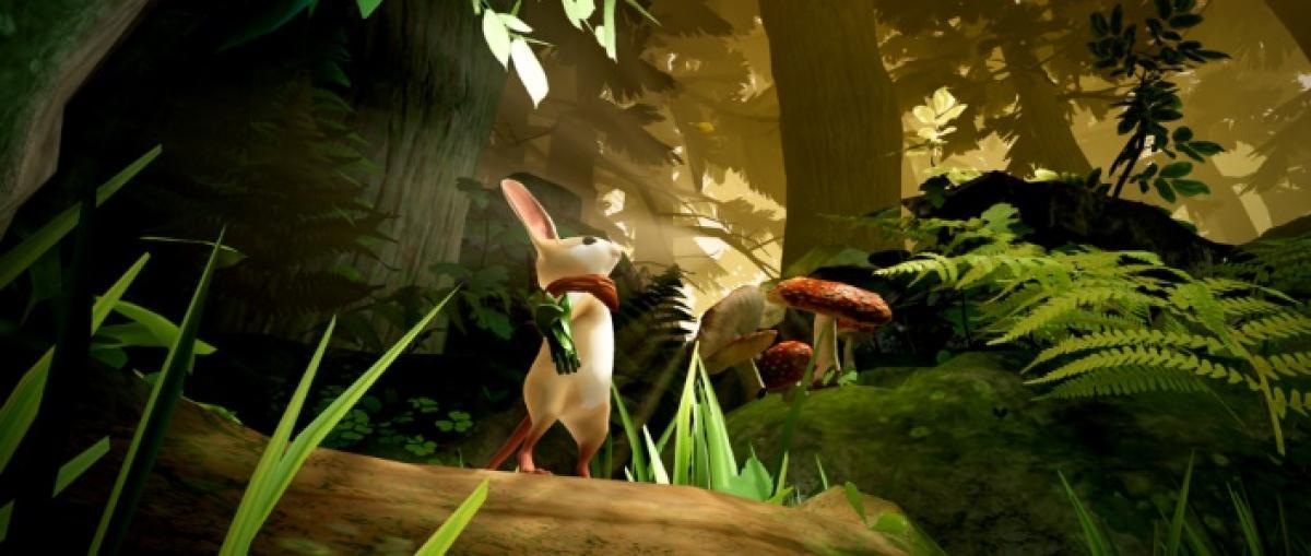 Moss, el juego de acción y plataformas para PlayStation VR, estará disponible el 27 de febrero