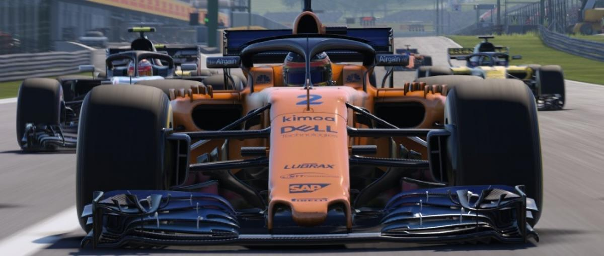 F1 2018 muestra sus principales novedades en un nuevo tráiler