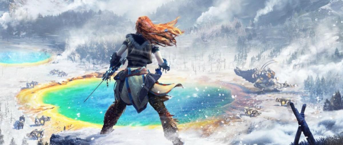 La expansión The Frozen Wilds para Horizon Zero Dawn estará disponible el 7 de noviembre