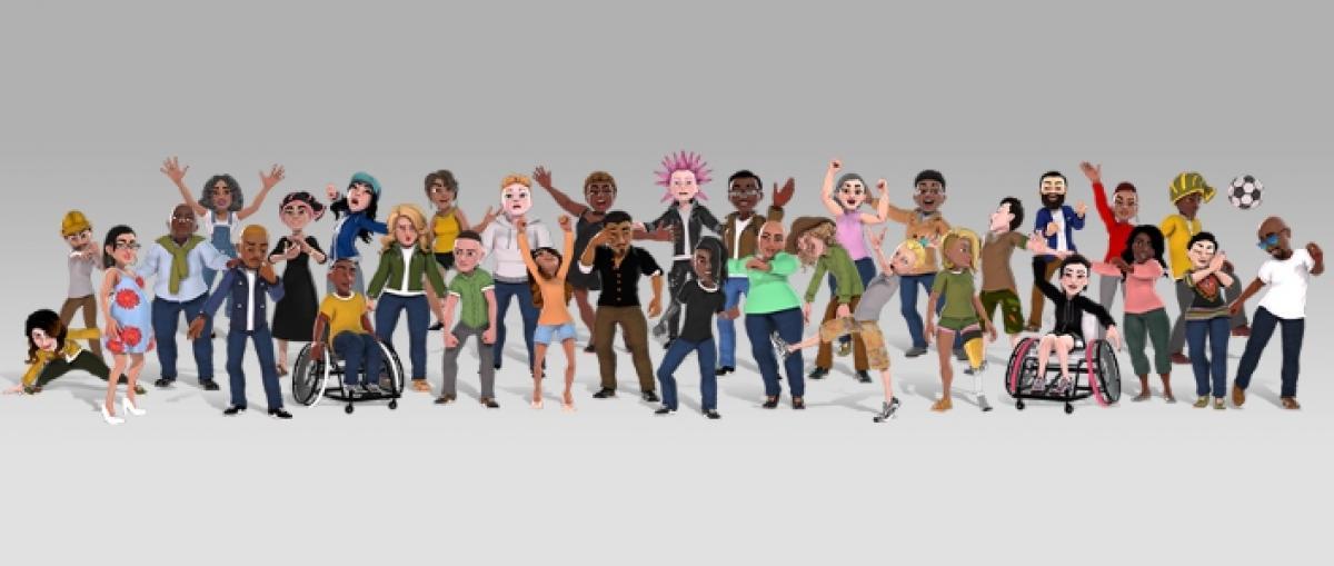 Xbox One recibe un nuevo editor de avatares y soporte para Dolby Vision