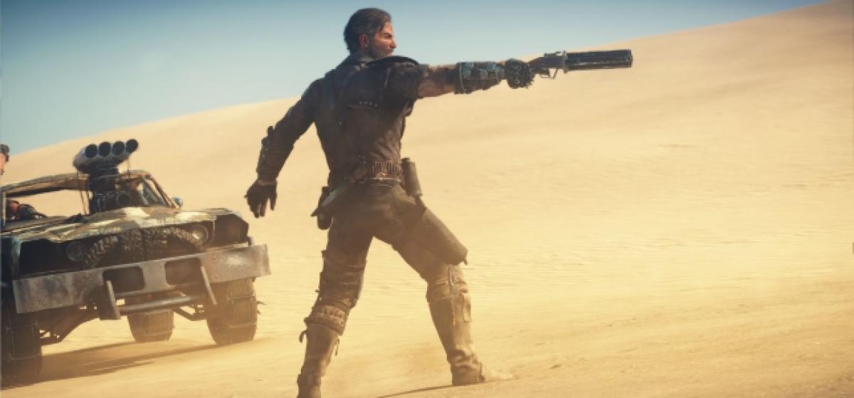 Mad Max llega a PS4, Xbox One y PC; las películas a Steam