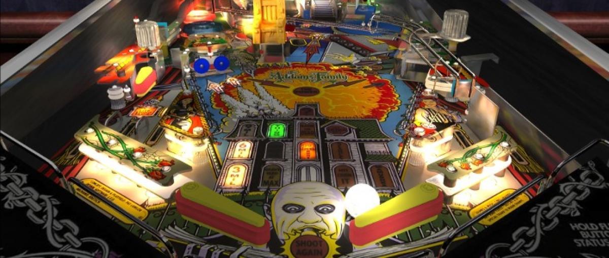 El simulador the pinball arcade pierde la licencia sobre for Pinball de mesa