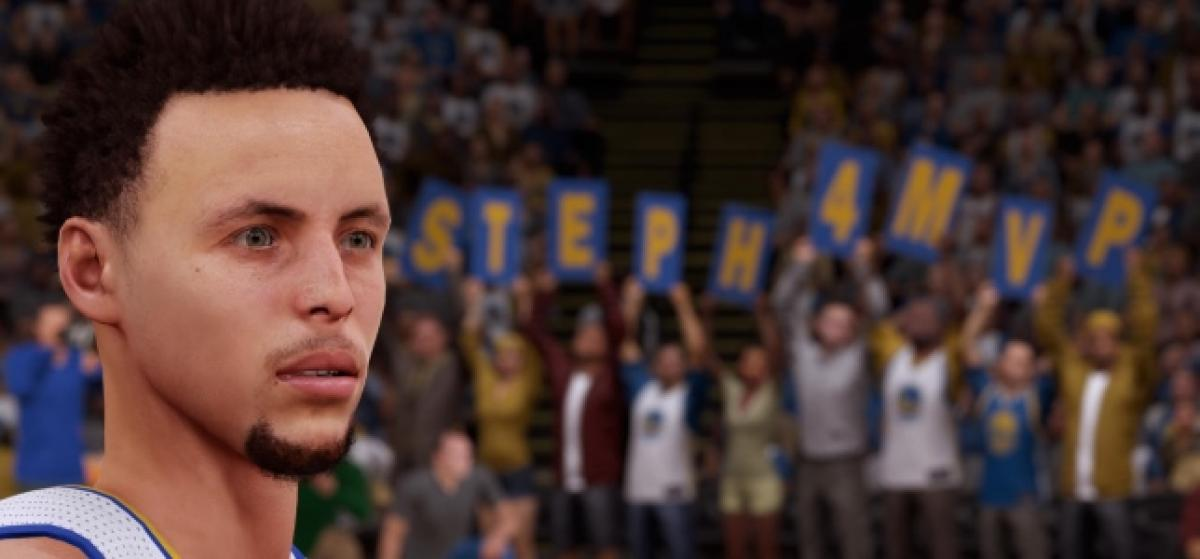 Primer gameplay de NBA 2K16