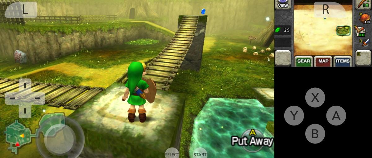 Citra, el emulador de Nintendo 3DS, llega a Android mediante Google Play