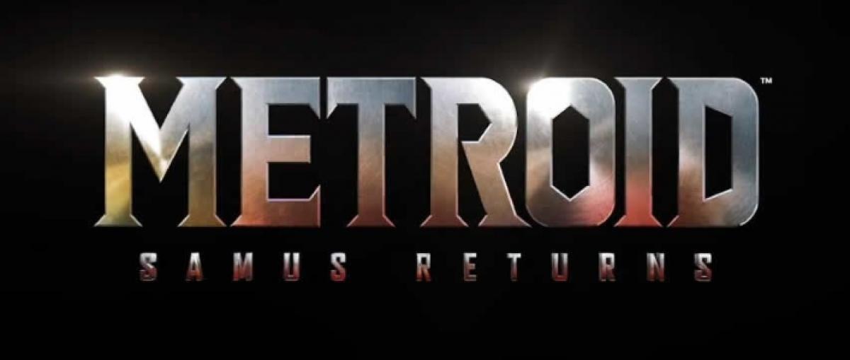 Nintendo Europa revela la edición especial de Metroid: Samus Returns