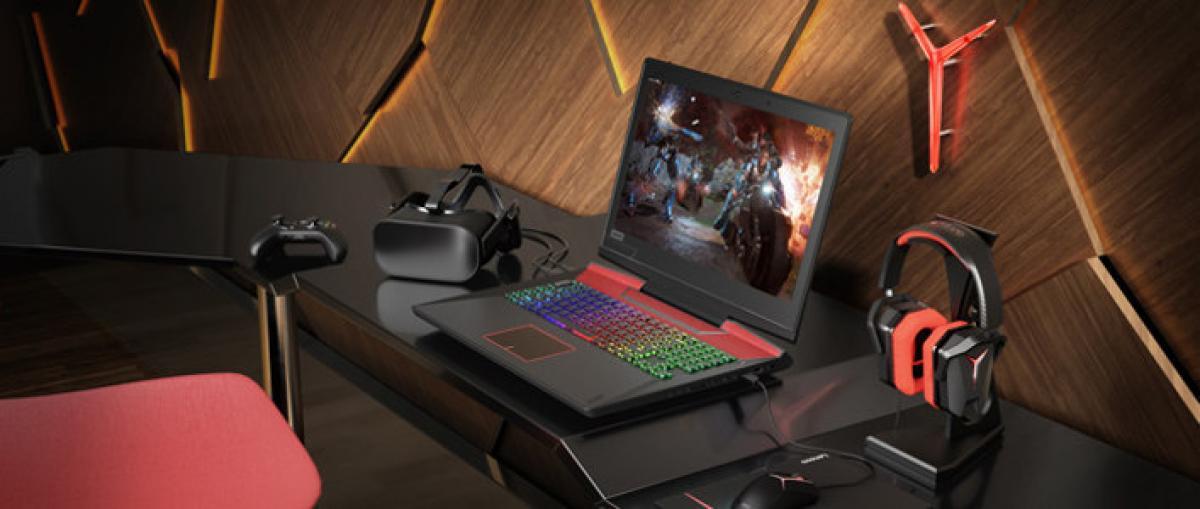 """Lenovo detalla su portátil para juegos Legion Y920: 17"""" G-Sync, GTX 1070 y un precio de 2.599€"""