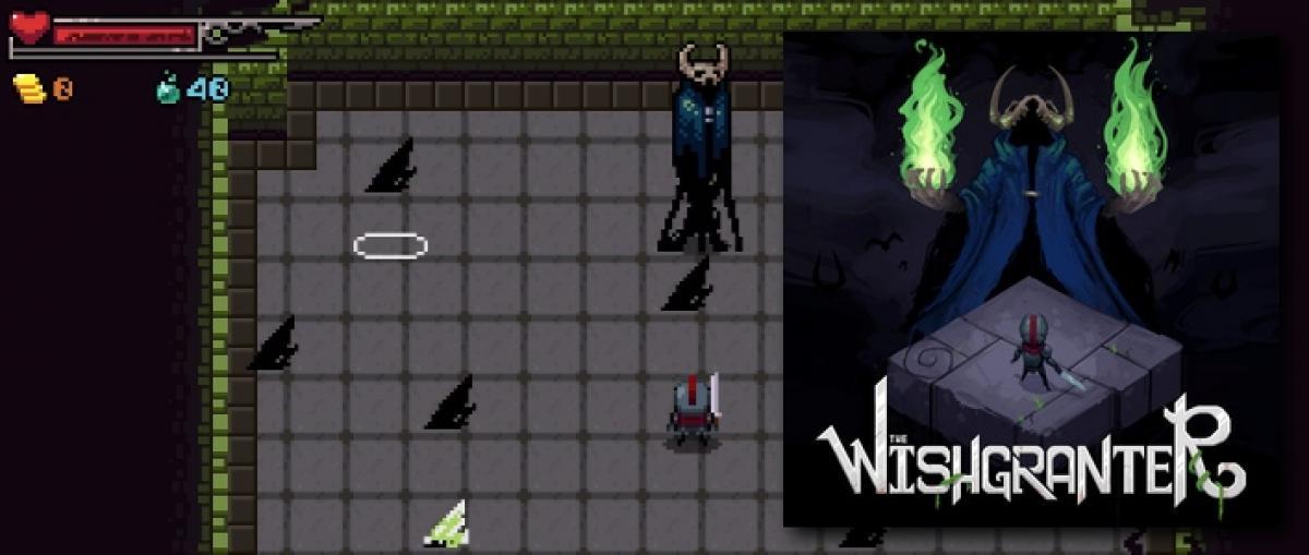 Tráiler para el roguelike The Wishgranter, presentado en Steam Greenlight