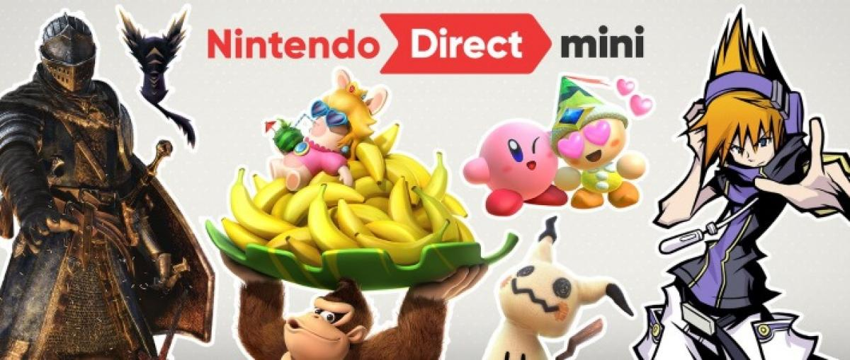 Mario Tennis Ace, Donkey Kong Country: Tropical Freeze, Hyrule Warriors y Ys VIII llegarán a Switch