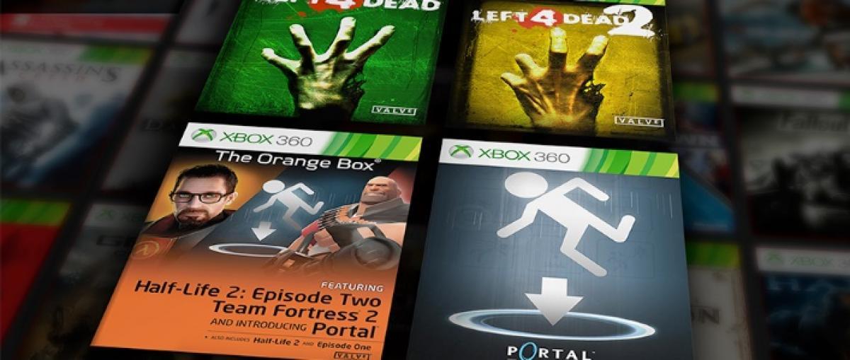 Half-Life 2: The Orange Box, Portal y Left 4 Dead de Xbox 360 llegan a Xbox One
