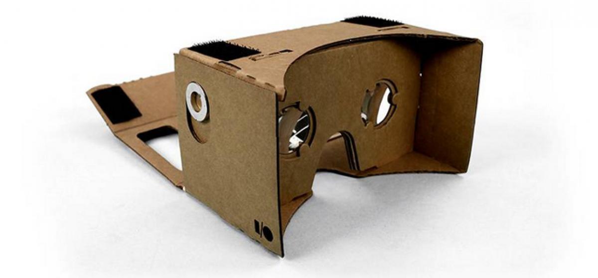 Google está preparando la segunda versión de las gafas de realidad virtual Cardboard