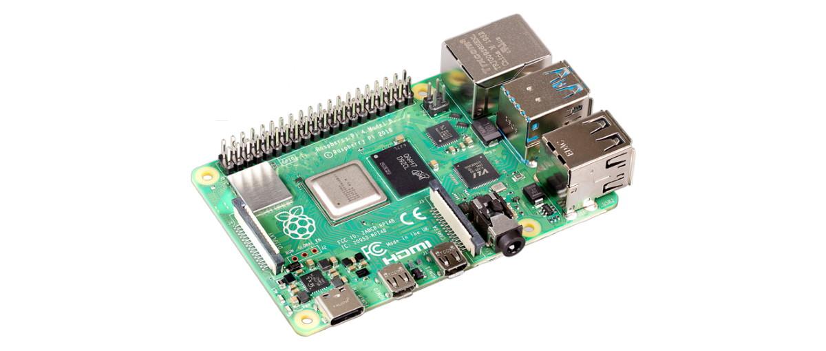 La Raspberry Pi 4 de 8 GB se hace oficial, duplicando la máxima cantidad de RAM por 83 euros