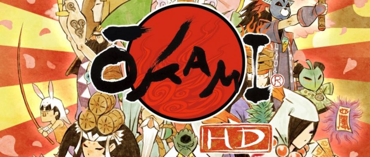 Capcom confirma el lanzamiento de Okami HD para PS4, Xbox One y Windows PC