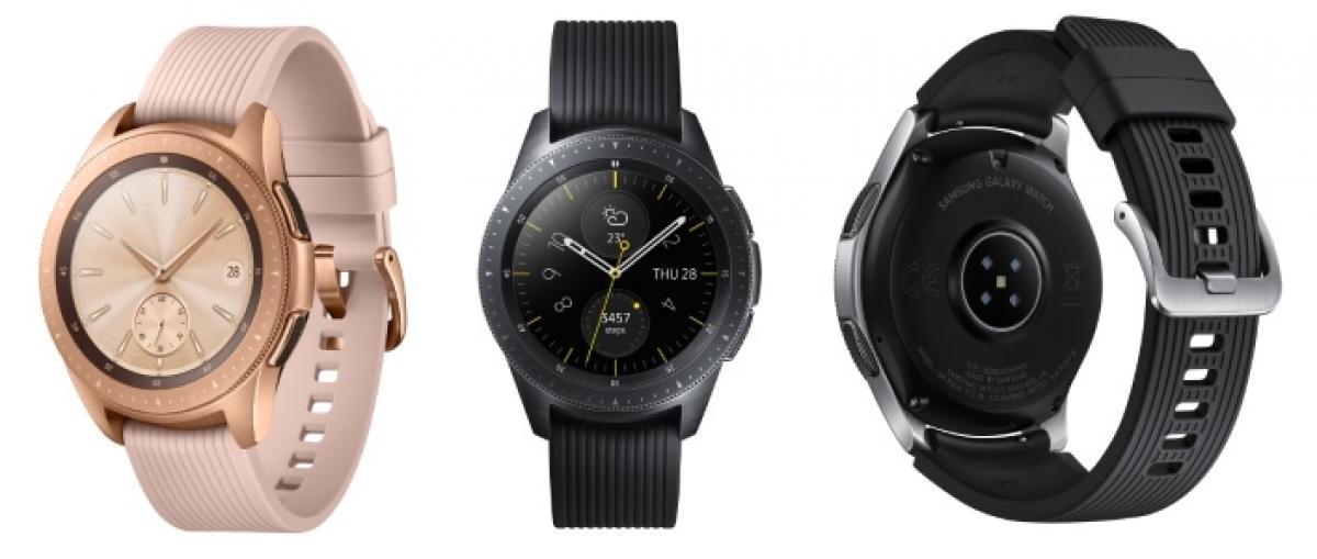 Samsung desvela nuevos relojes Galaxy Watch, con varios días de autonomía, y un altavoz inteligente