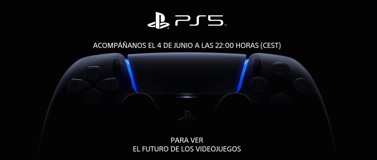 Los juegos de PlayStation 5 se mostrarán el 4 de junio