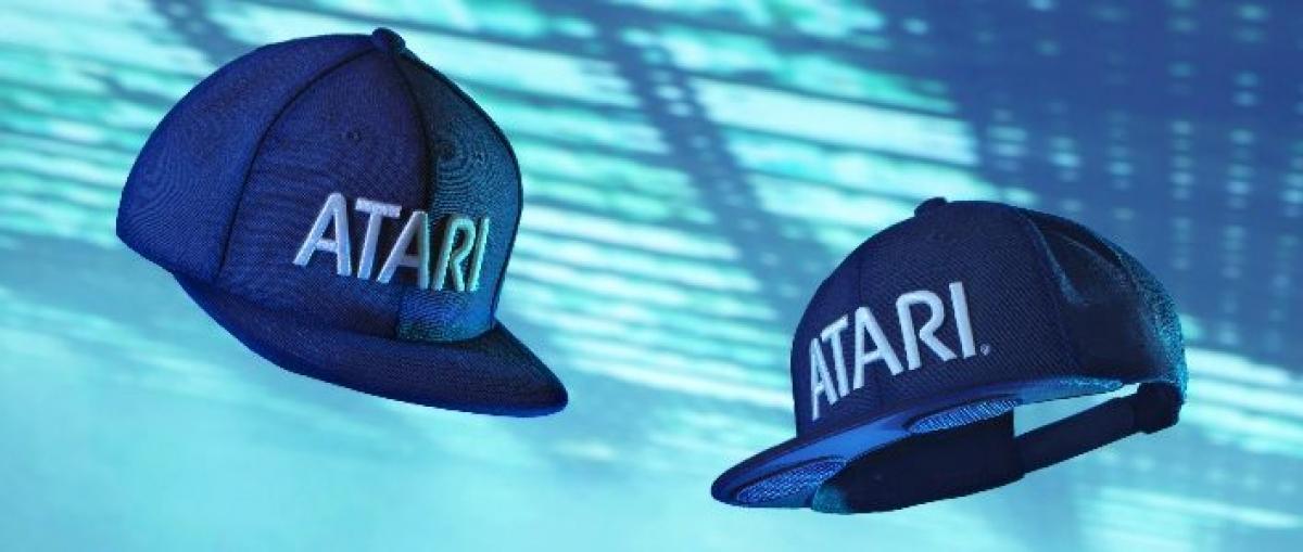 El nuevo wearable de Atari es una gorra con altavoces