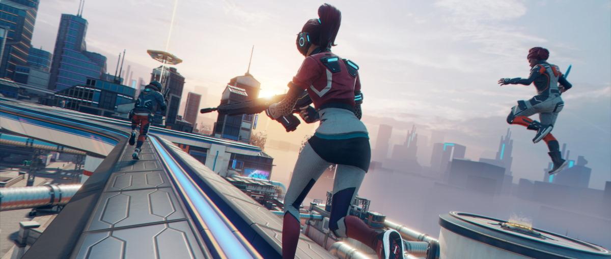 Ubisoft anuncia Hyper Scape, un battle royale de ritmo rápido para PS4, Xbox One y PC