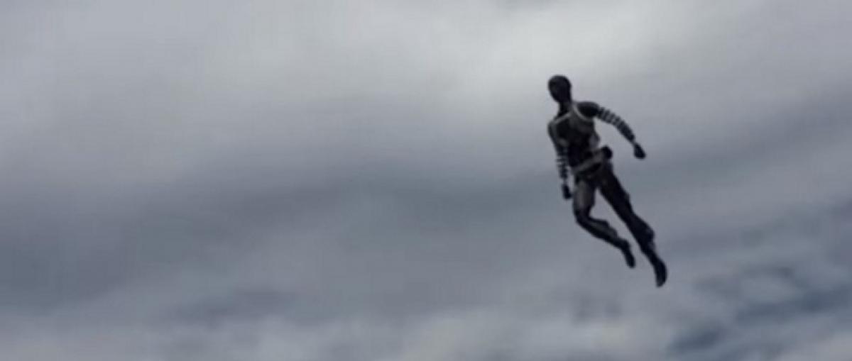 Disney muestra un robot acróbata diseñado para sustituir a los especialistas de sus atracciones