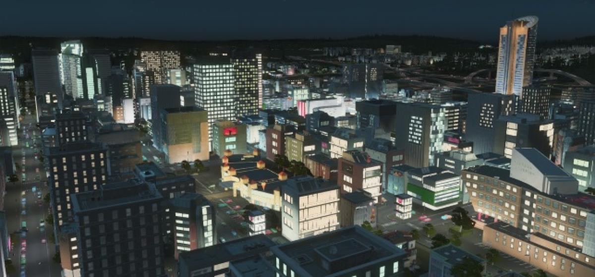 Cities: Skylines recibirá la expansión After Dark el 24 de septiembre