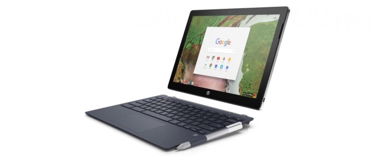 HP anuncia su propia tableta basada en Chrome OS con un ojo puesto en Microsoft y Apple