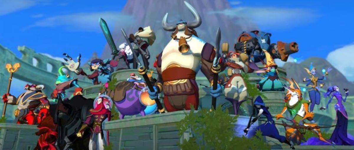 Tráiler de lanzamiento de Gigantic, que abandona su fase beta en Xbox One y PC