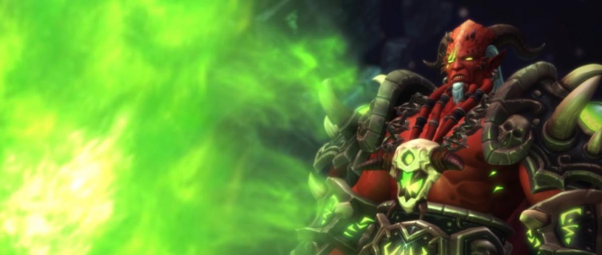 World of Warcraft recibirá el parche 7.2, La Tumba de Sargeras, el 29 de marzo